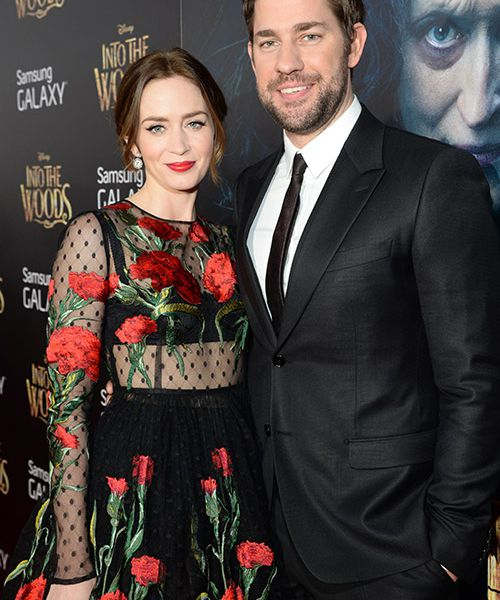 John Krasinski Emily Blunt Wedding.Emily Blunt Reveals How Working On A Quiet Place Brought