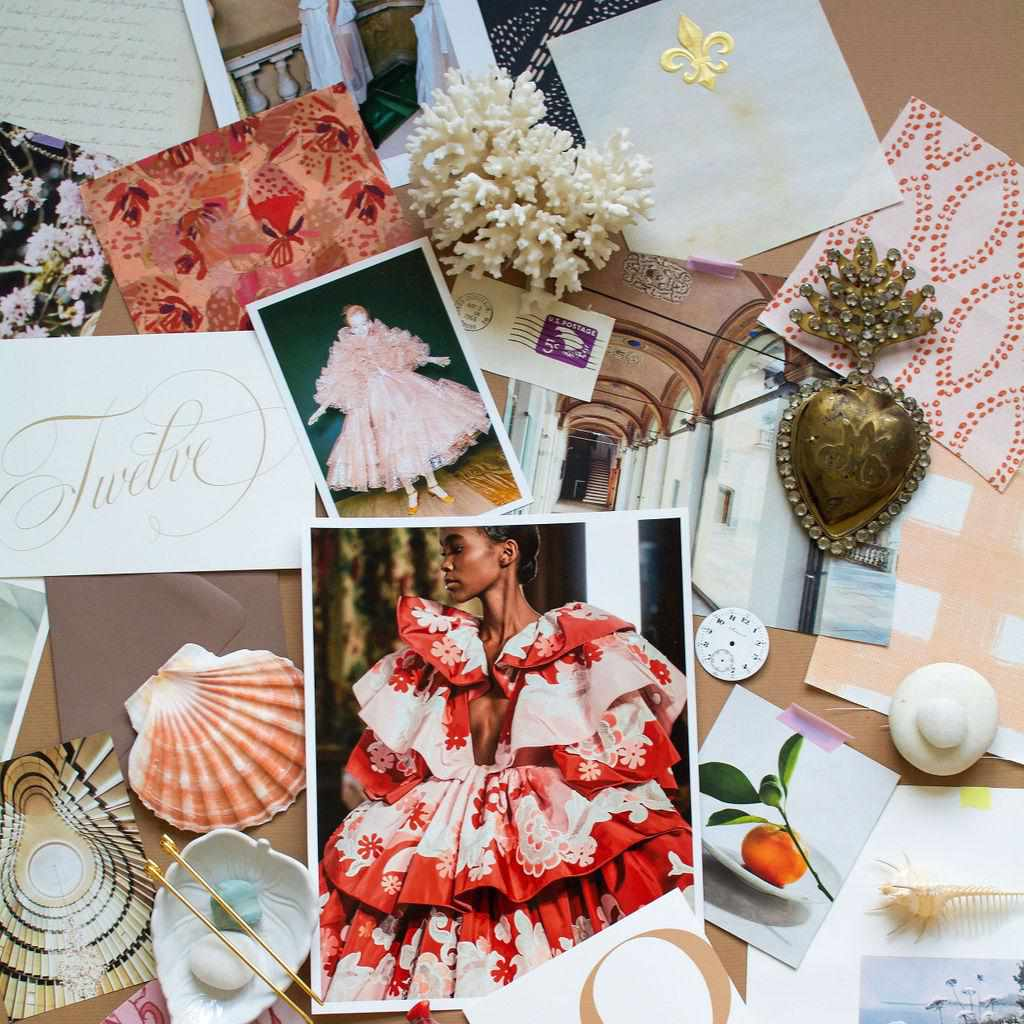 How to Create a Wedding Mood Board That'll Make Planning a Breeze