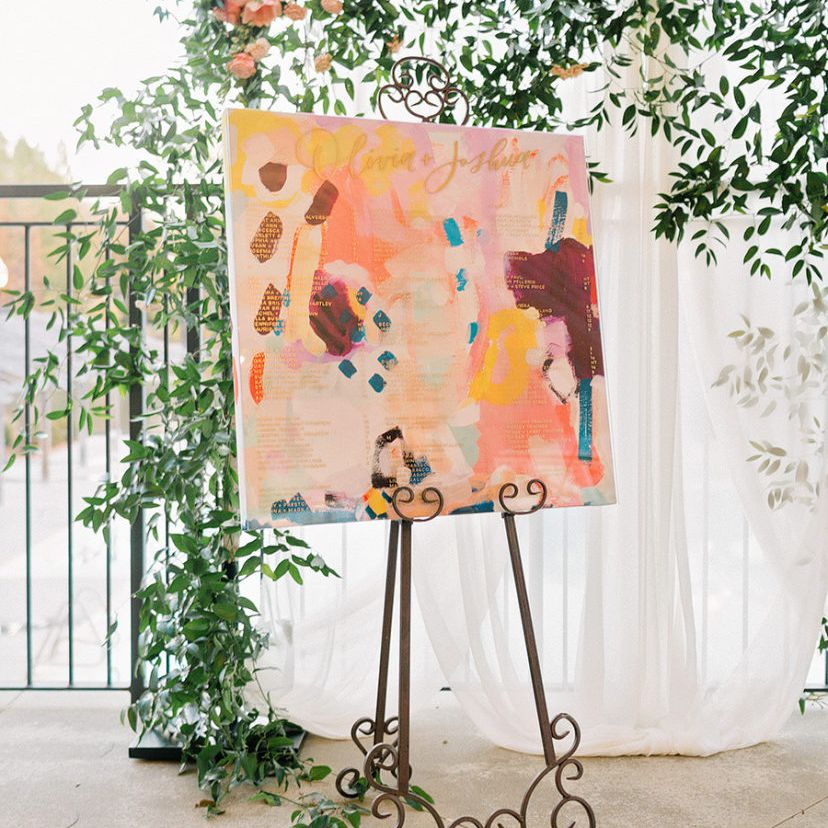 Bright painting