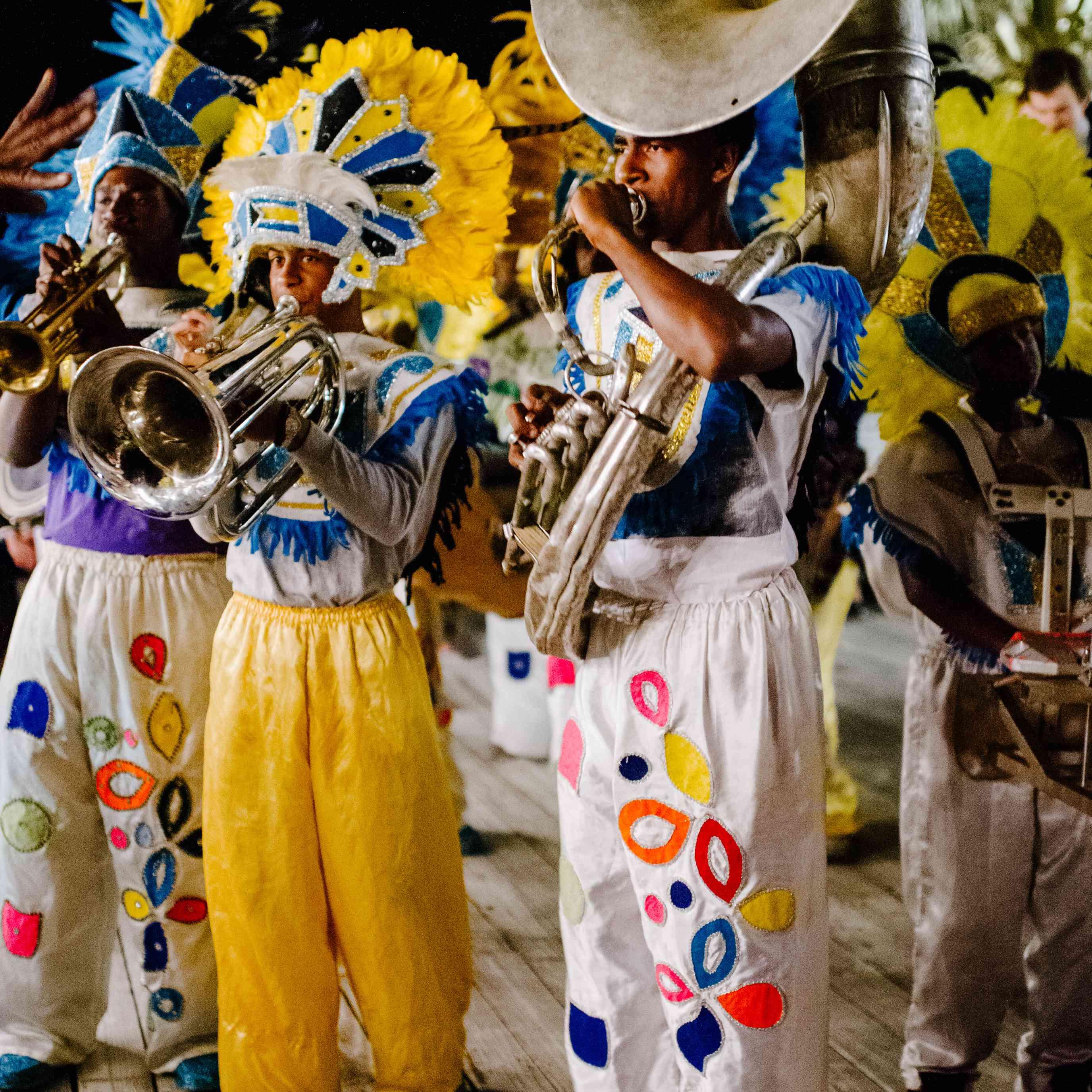 Bahamian band