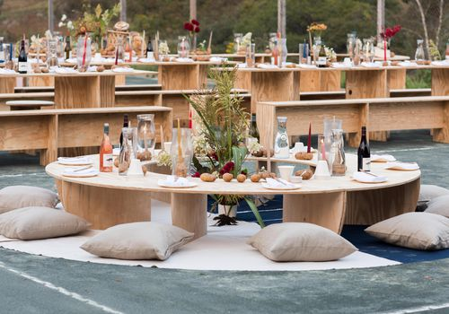 Seating Ideas For Your Ceremony