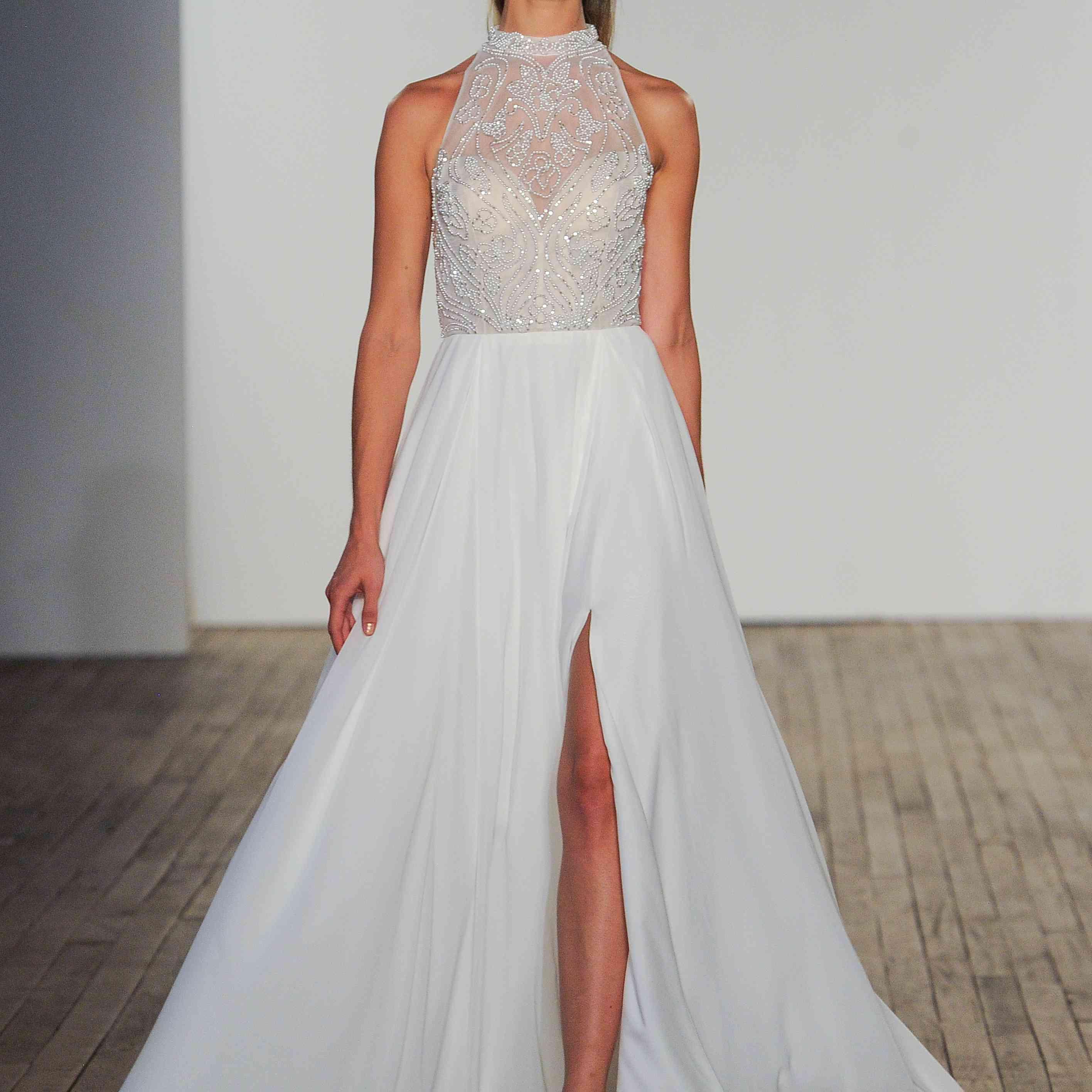 Artem Blush by Hayley Paige Wedding Dress