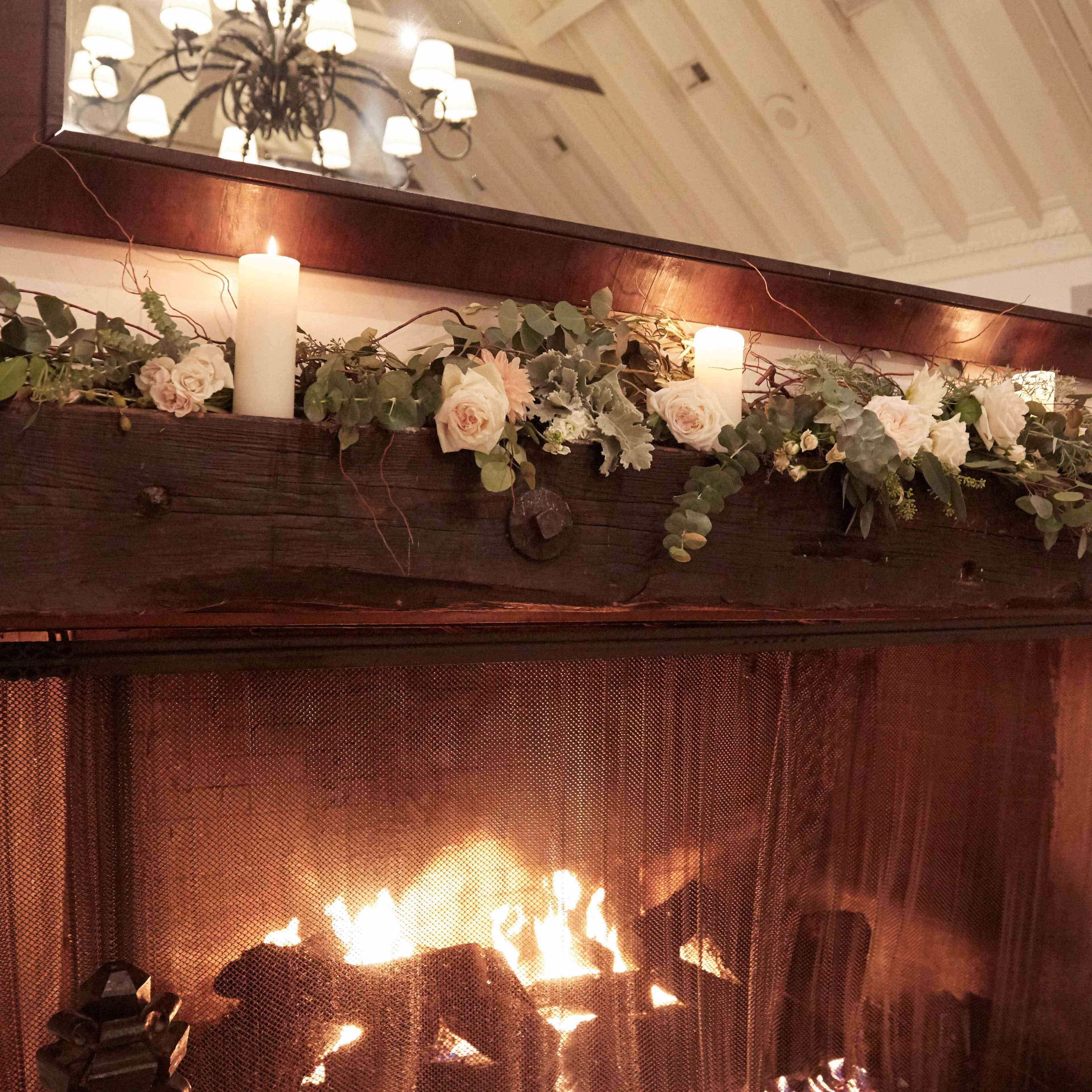 <p>Ceremony Fireplace</p><br><br>