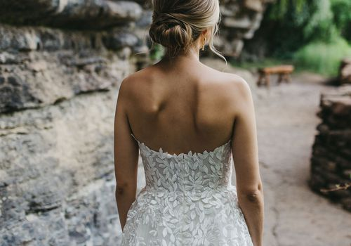 Strapless Wedding Dress Tips