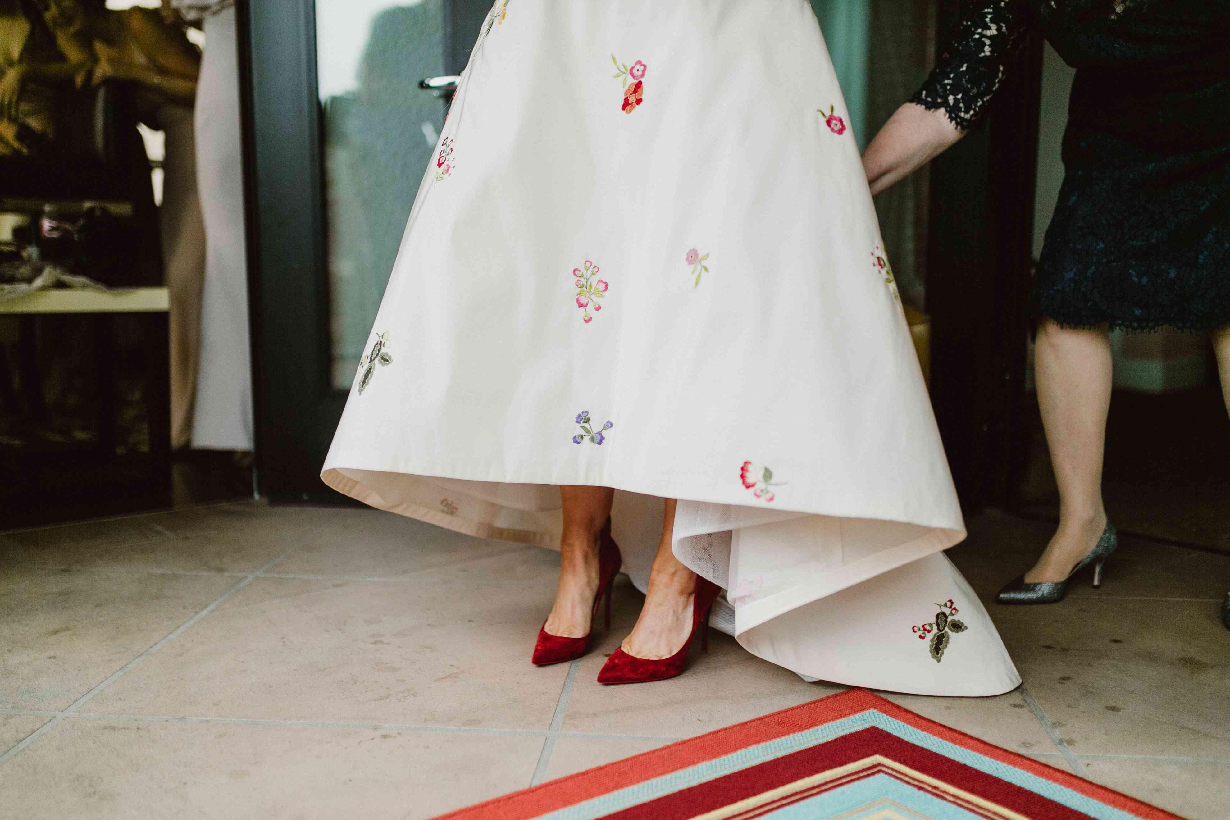 <p>floral dress</p><br><br>