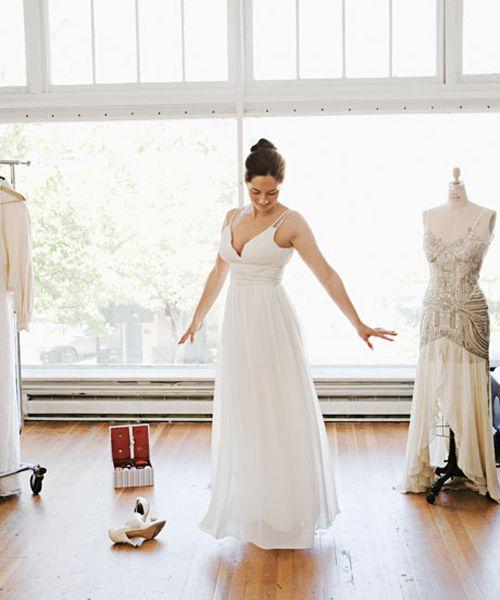 11 Best Wedding Dress Styles For Plus Sizes