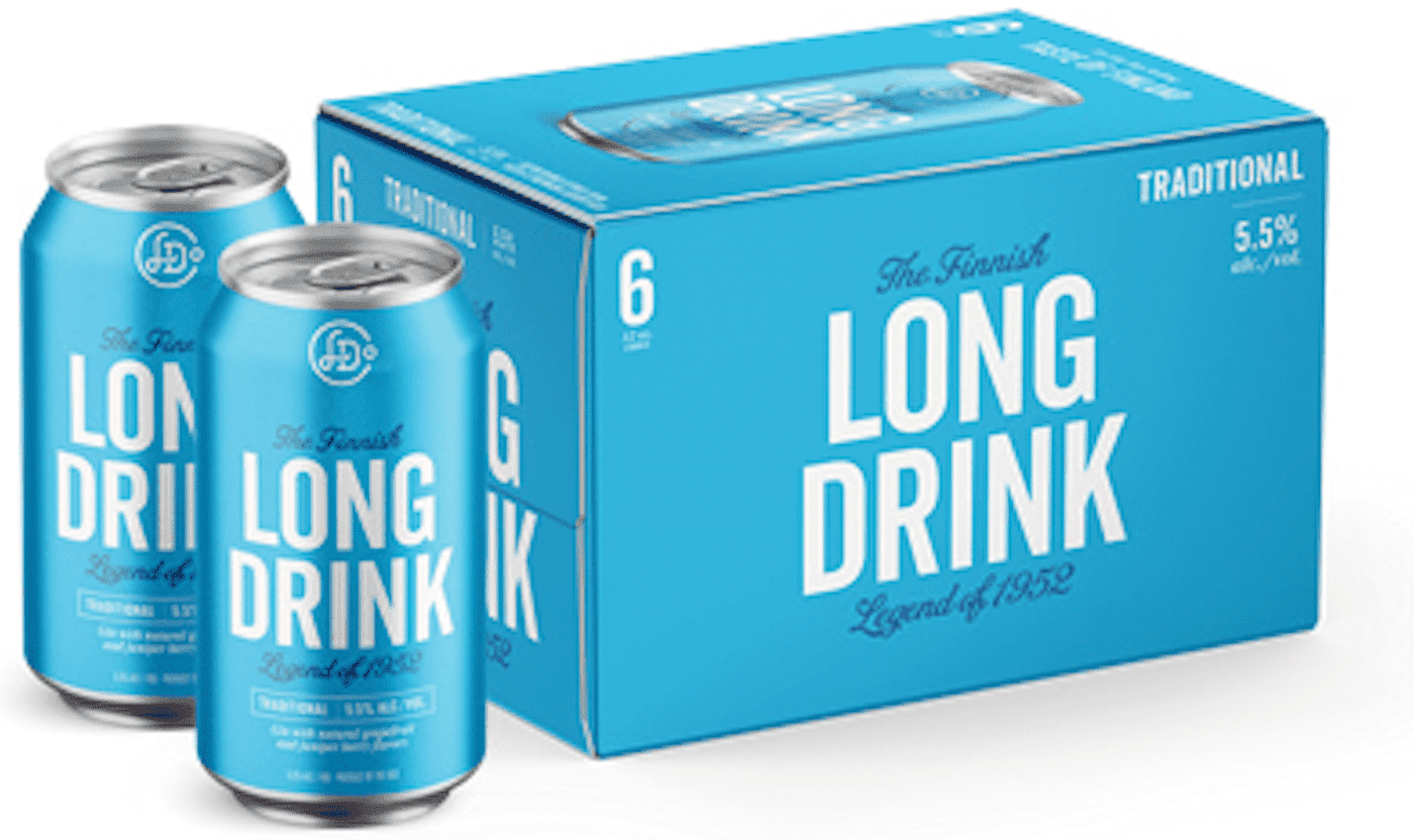 The Long Drink