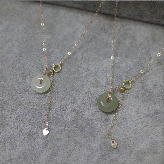DarlingOriginal Hetian Jade Pendant
