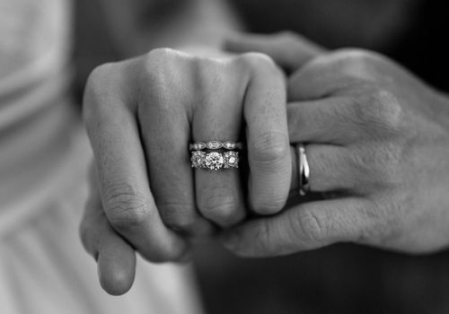 The Surprising History Of Engagement Rings