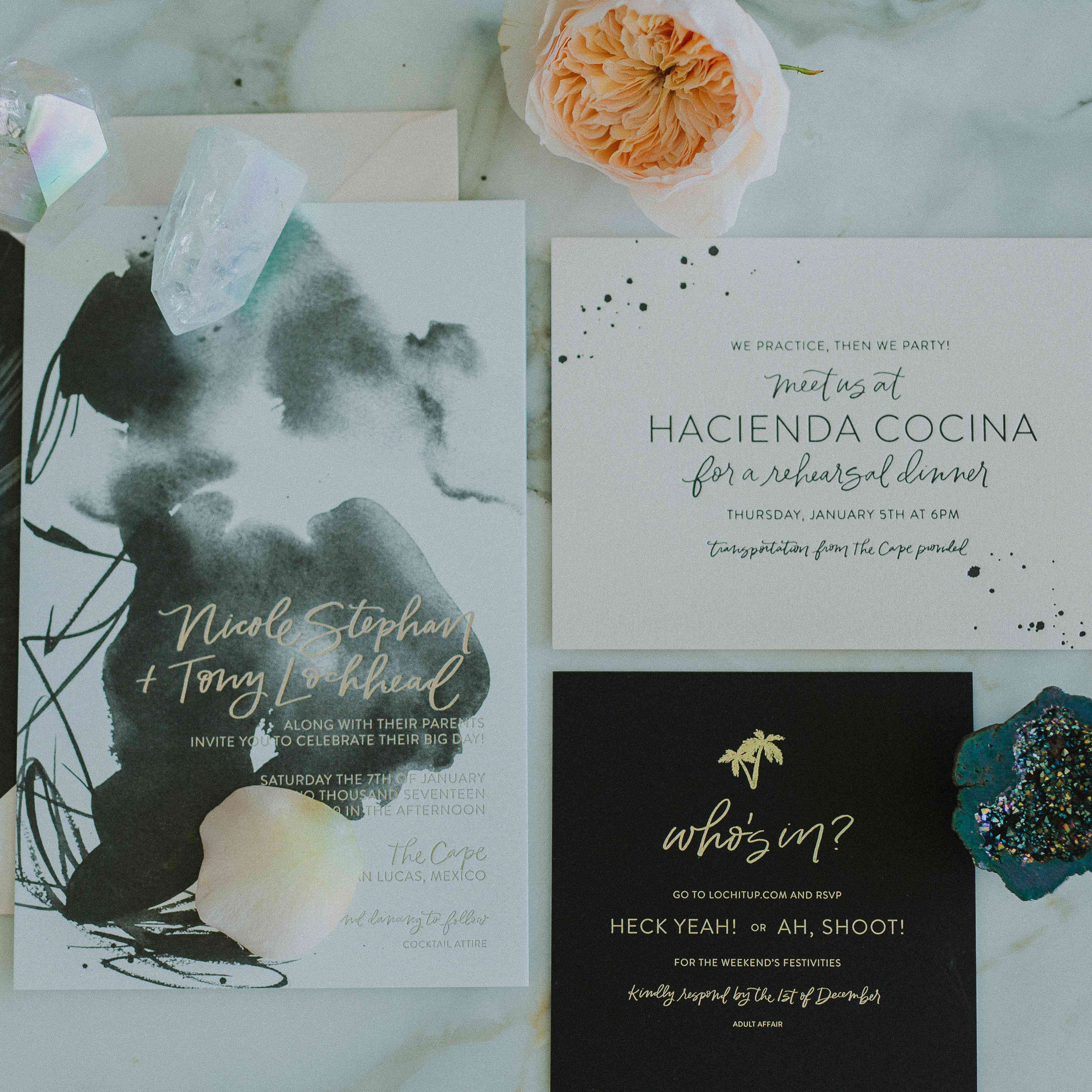 Story Tips For Creating Wedding Website: Bridal Shower Invitation Wording 101: Everything To