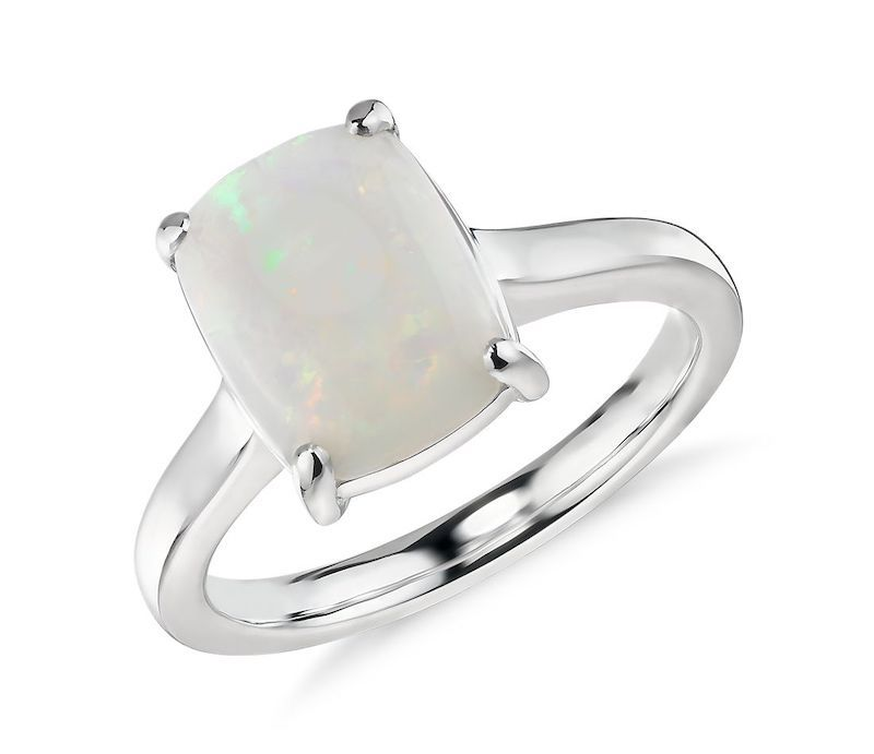 Blue Nile Opal Ring