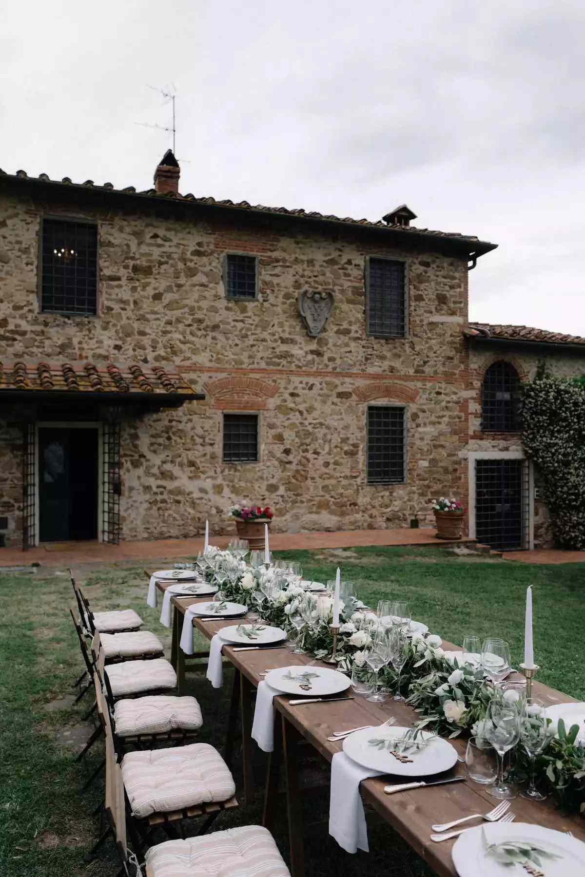 Tuscany, Italy reception