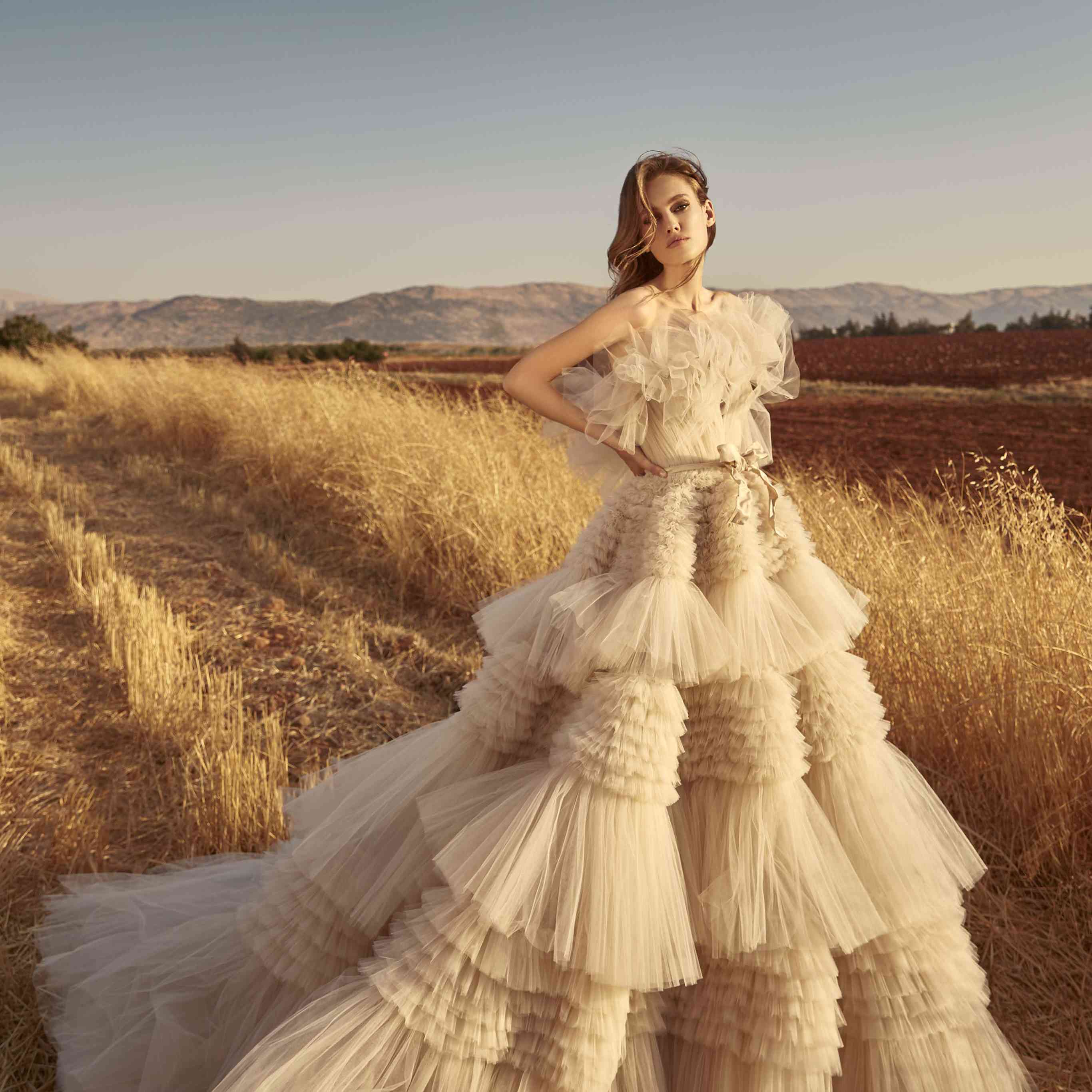 Zuhair Murad Bridal's Wedding Dress Collection Fall 2020