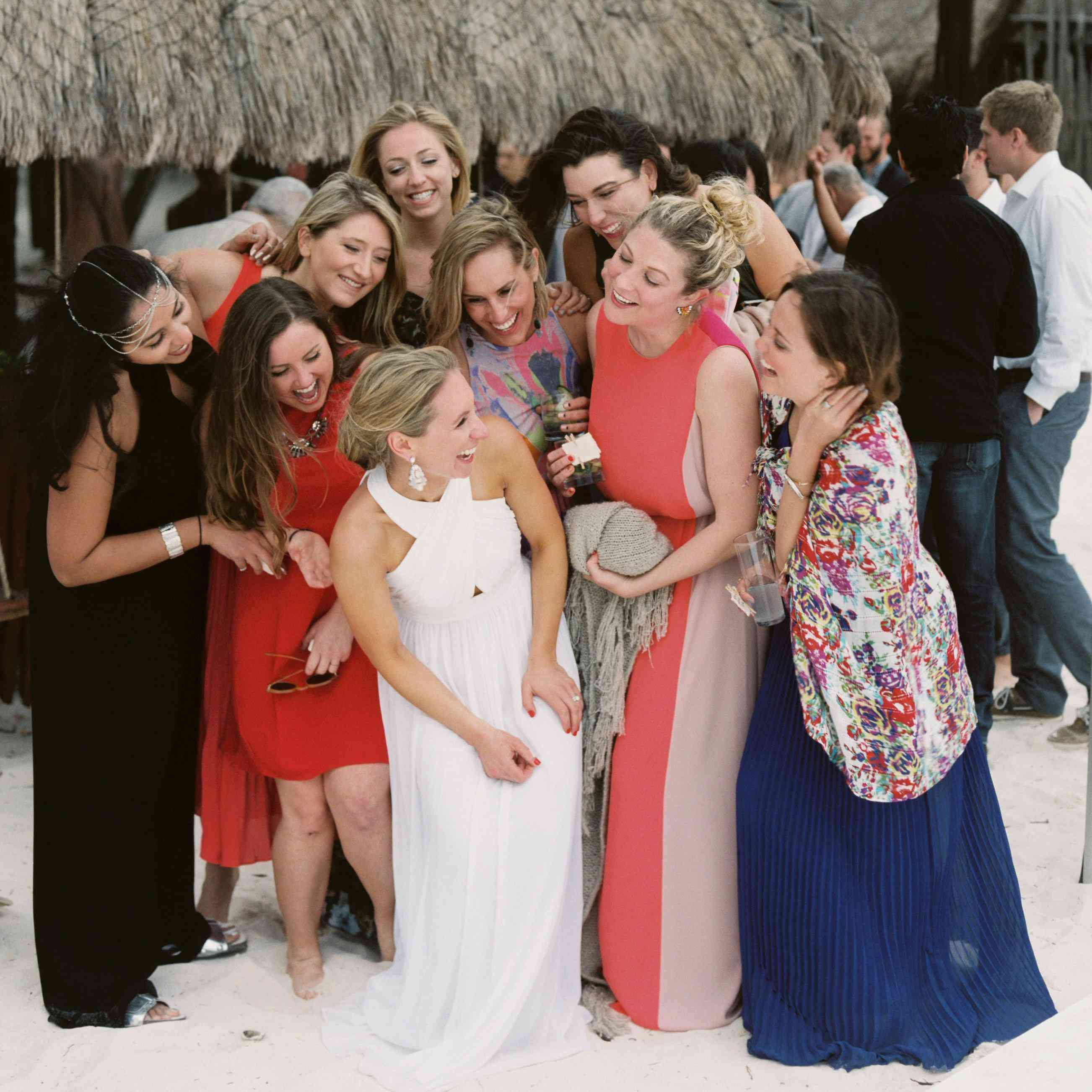 Dresscode For Wedding.Here S What To Wear To A Tropical Elegant Wedding