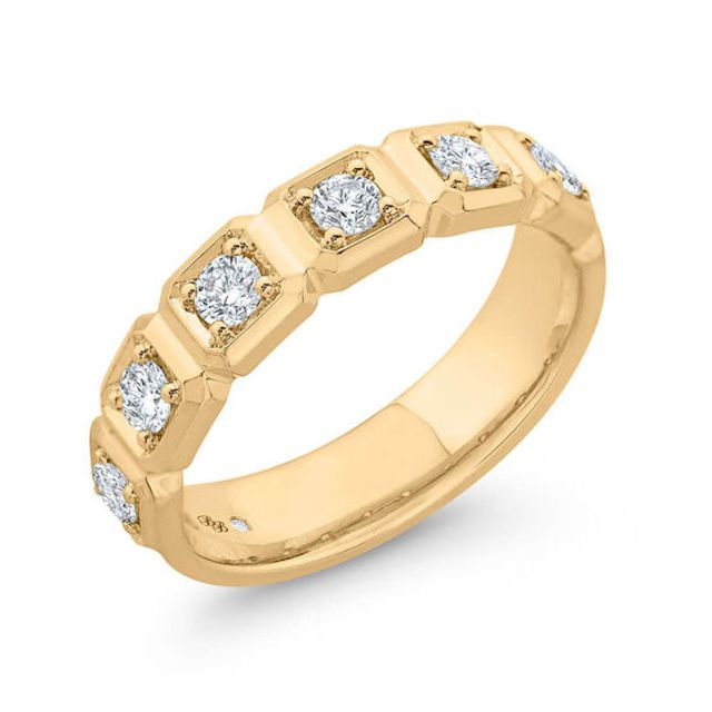 diamond wedding bandq