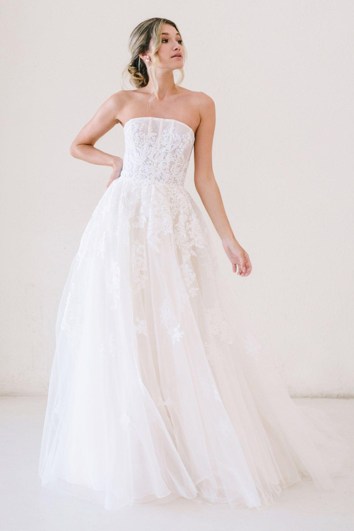 Watters Fae Wedding Dress