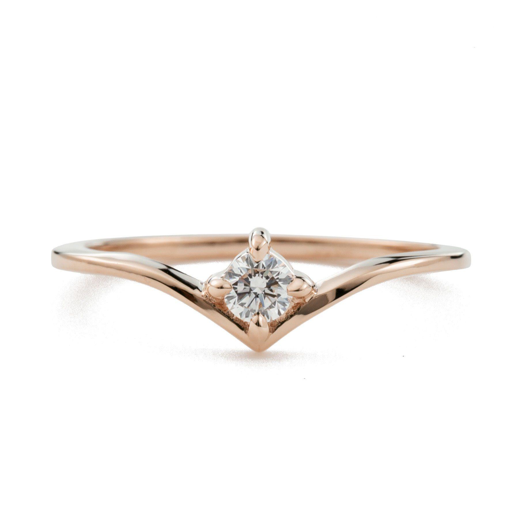 Valerie Madison Supernova Diamond Ring