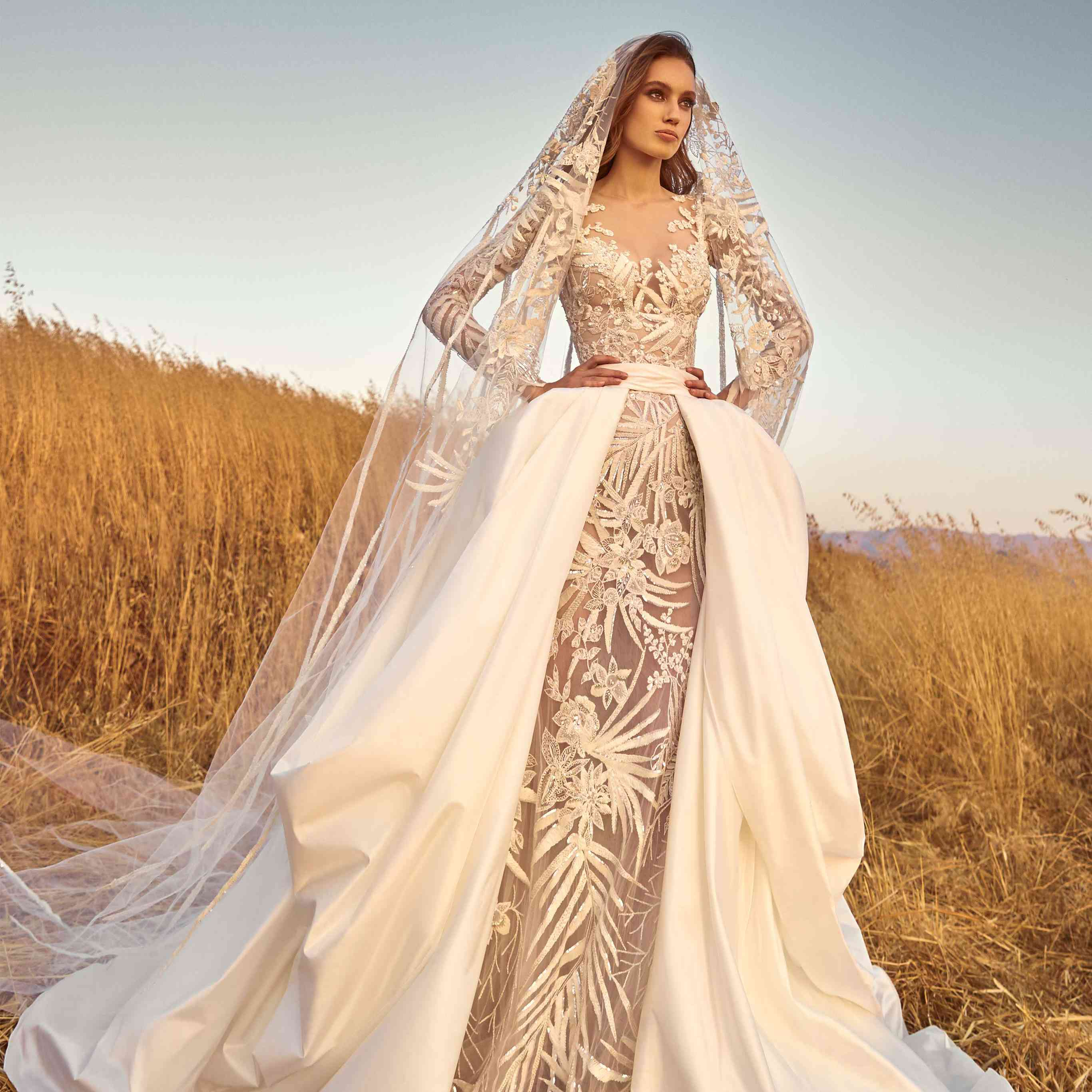 Zuhair Murad Bridal S Wedding Dress Collection Fall 2020