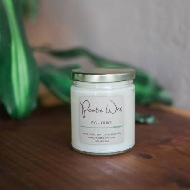 Soy Wax Candles - Set of 2