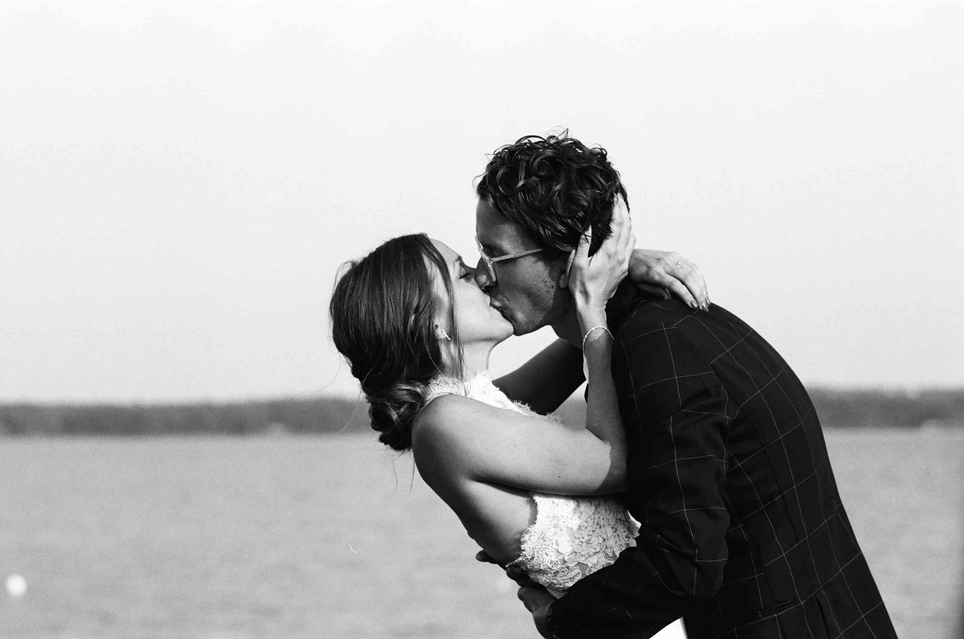 <p>first kiss</p><br><br>