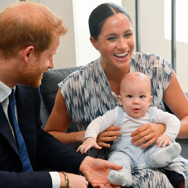 archie, meghan and harry