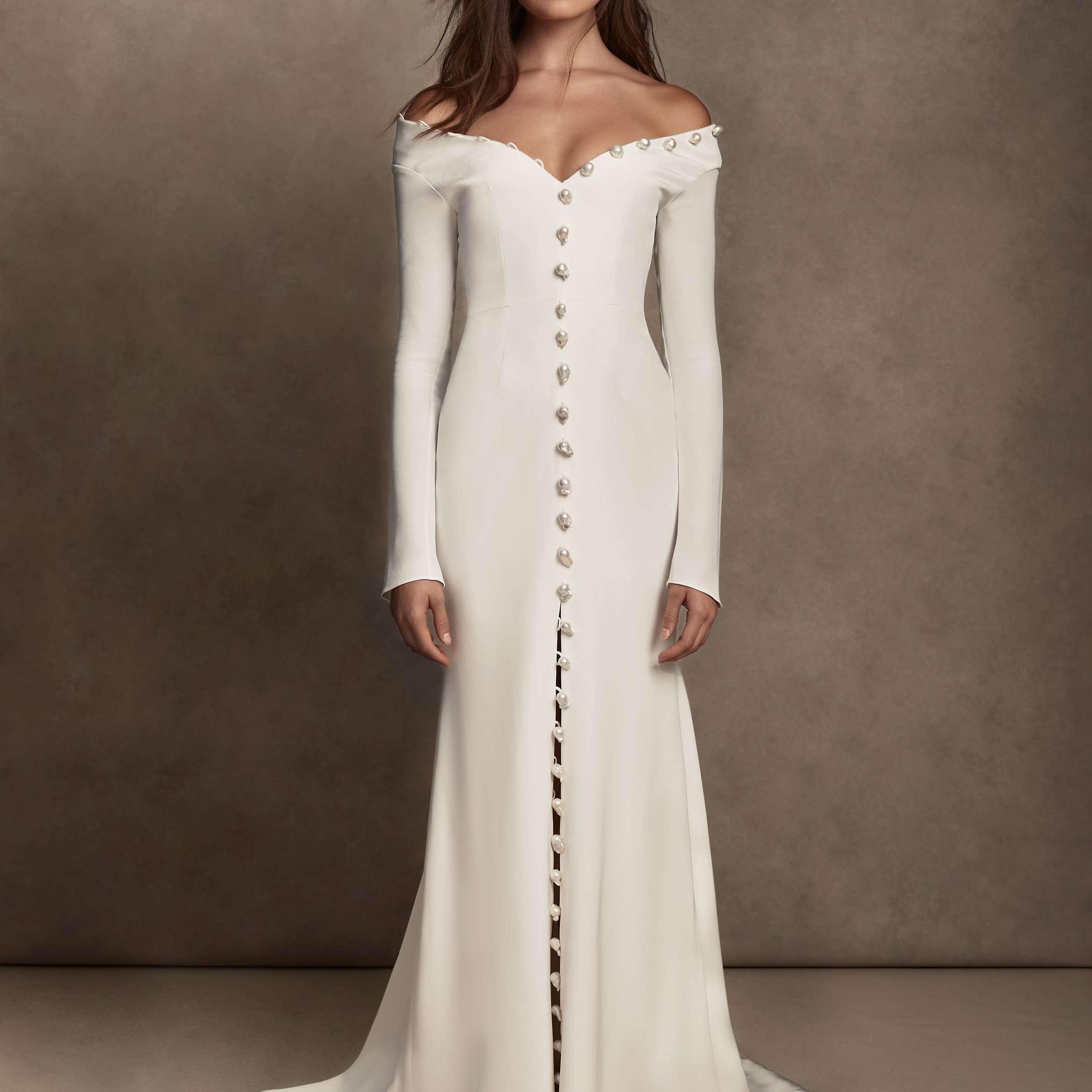 Danielle Frankel Sloane Wedding Gown