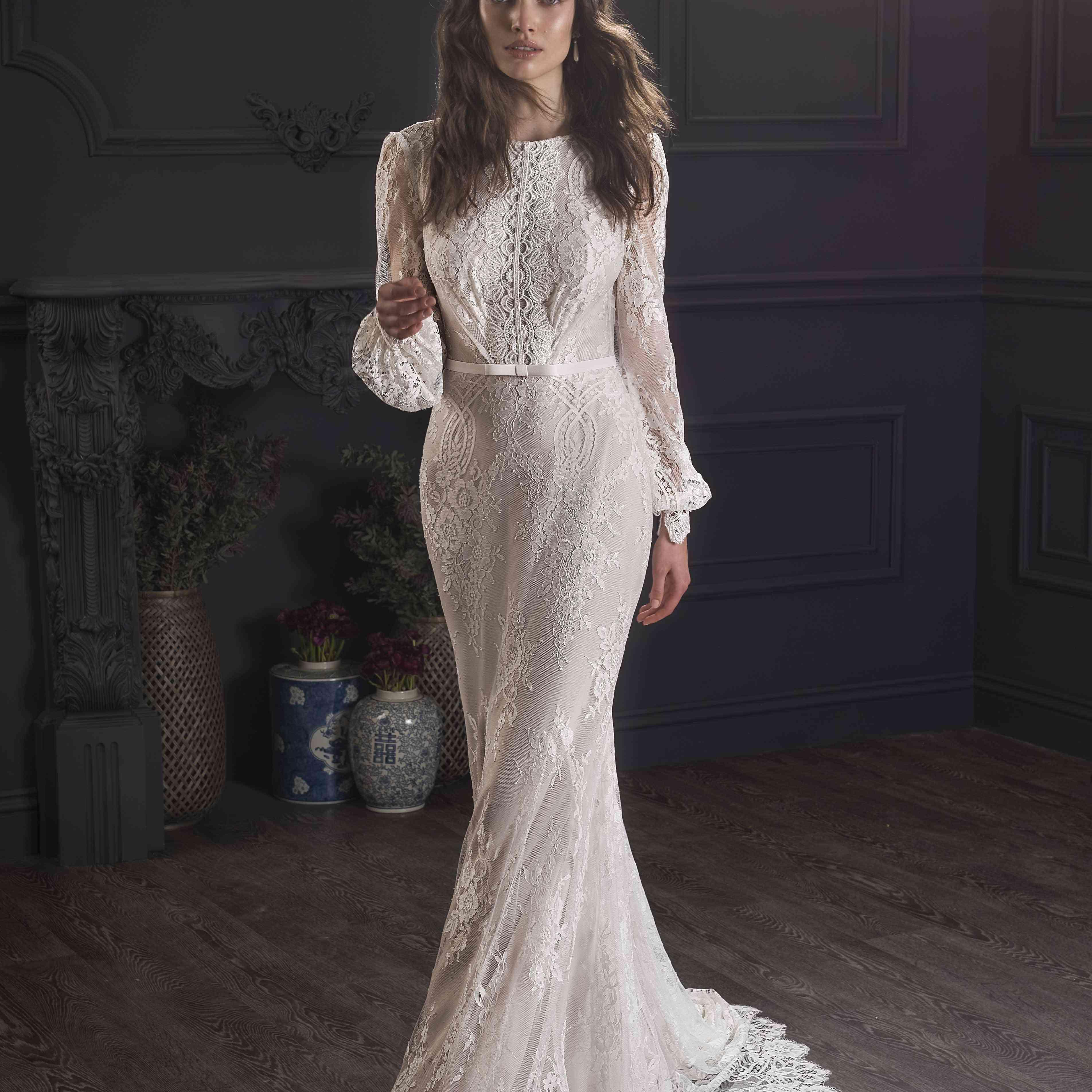 Louise wedding dress