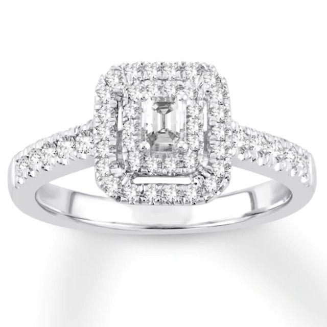 Kay Jewelers Diamond Engagement Ring