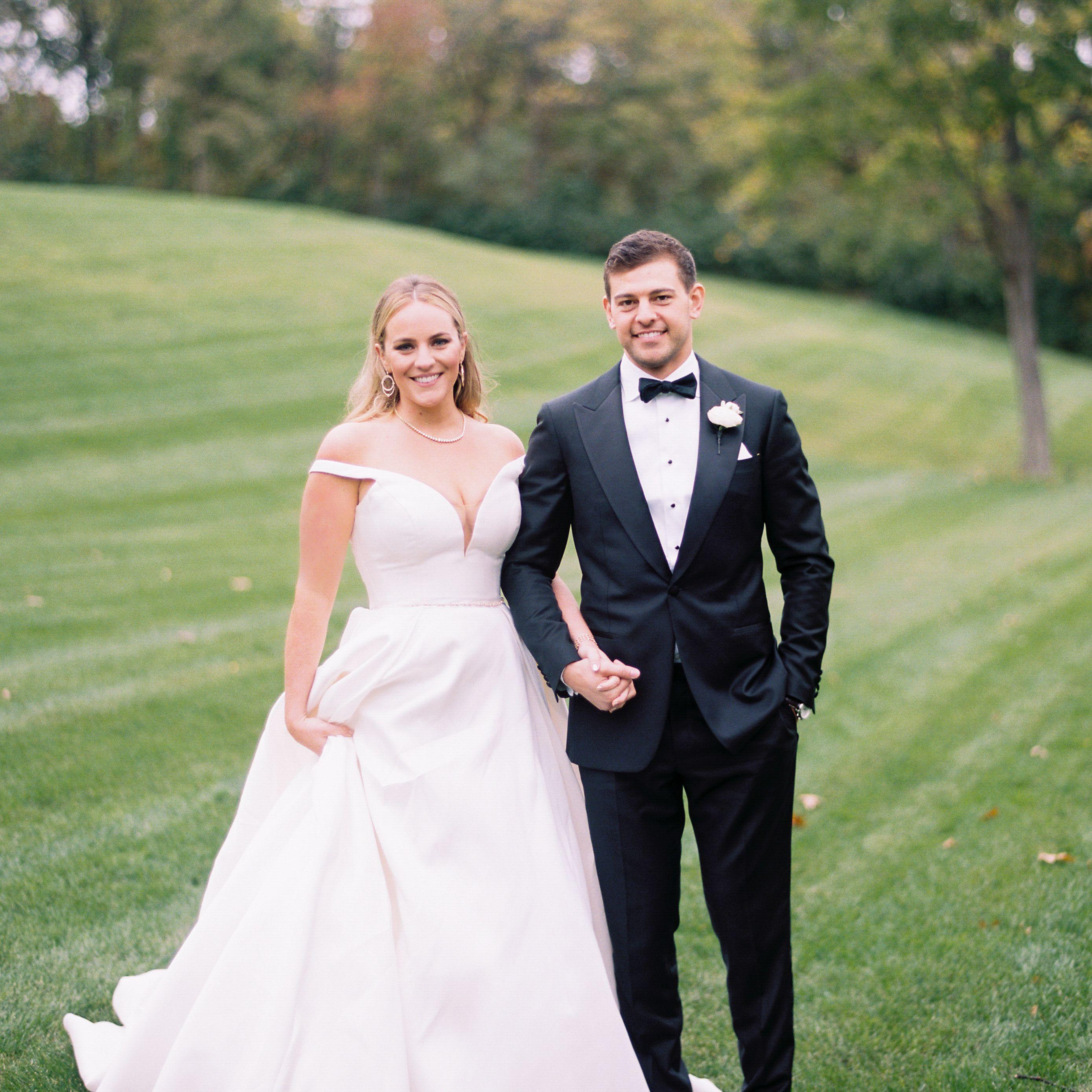 An Elegant Wedding At The Bride S Family Farm