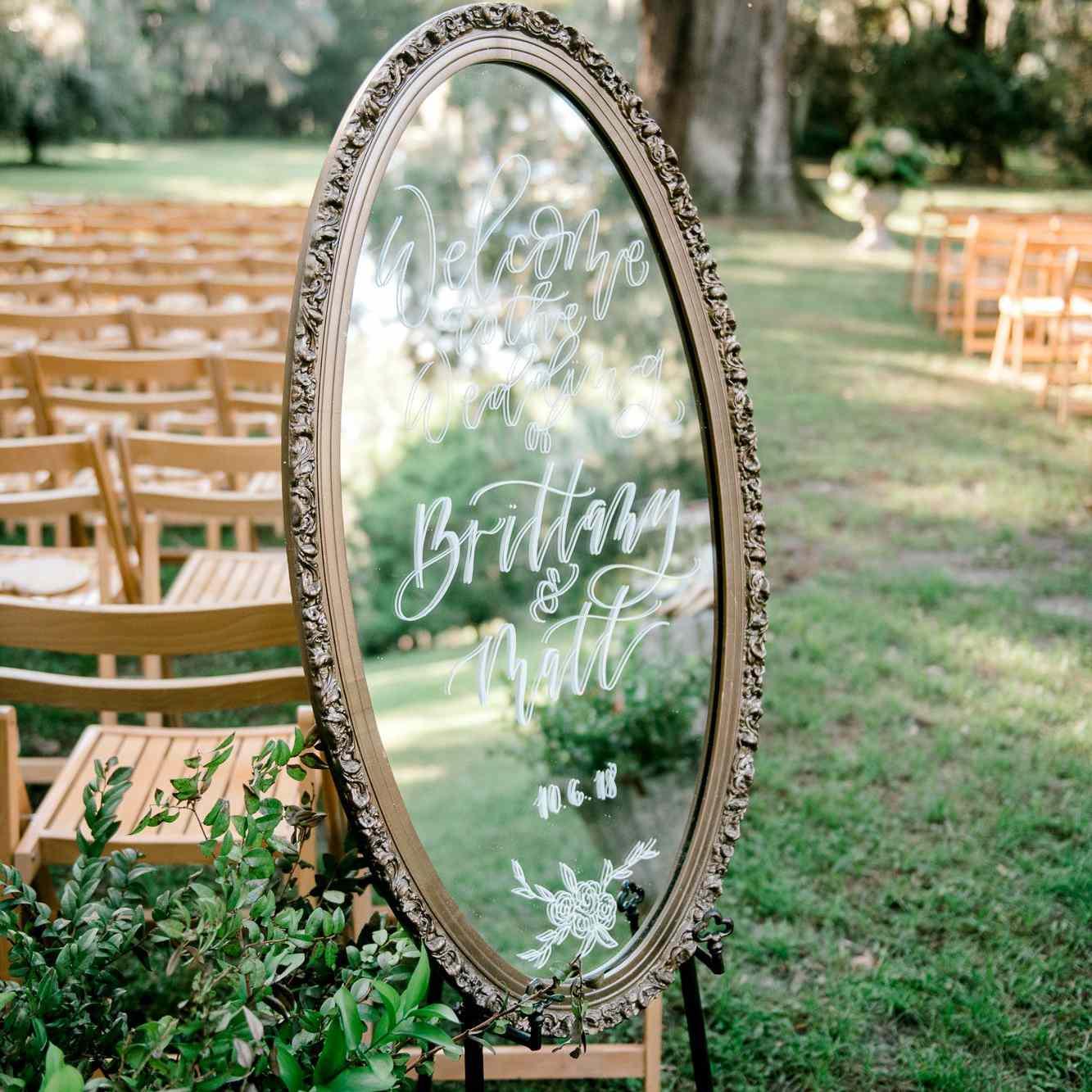 Mirror Sign