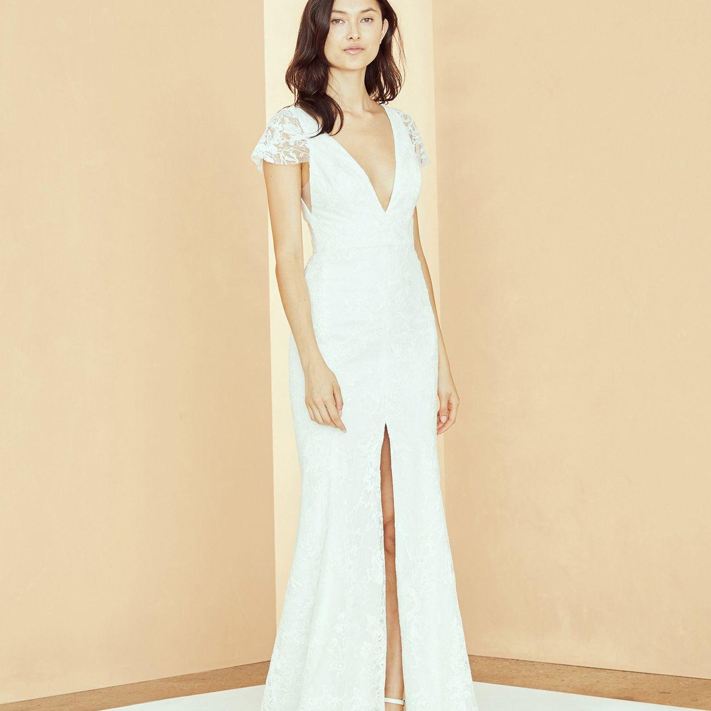 Nouvelle Amsale Hannah Wedding Dress $2,695