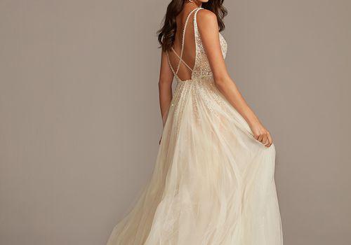 Galina Signature for David's Bridal Wedding Dress