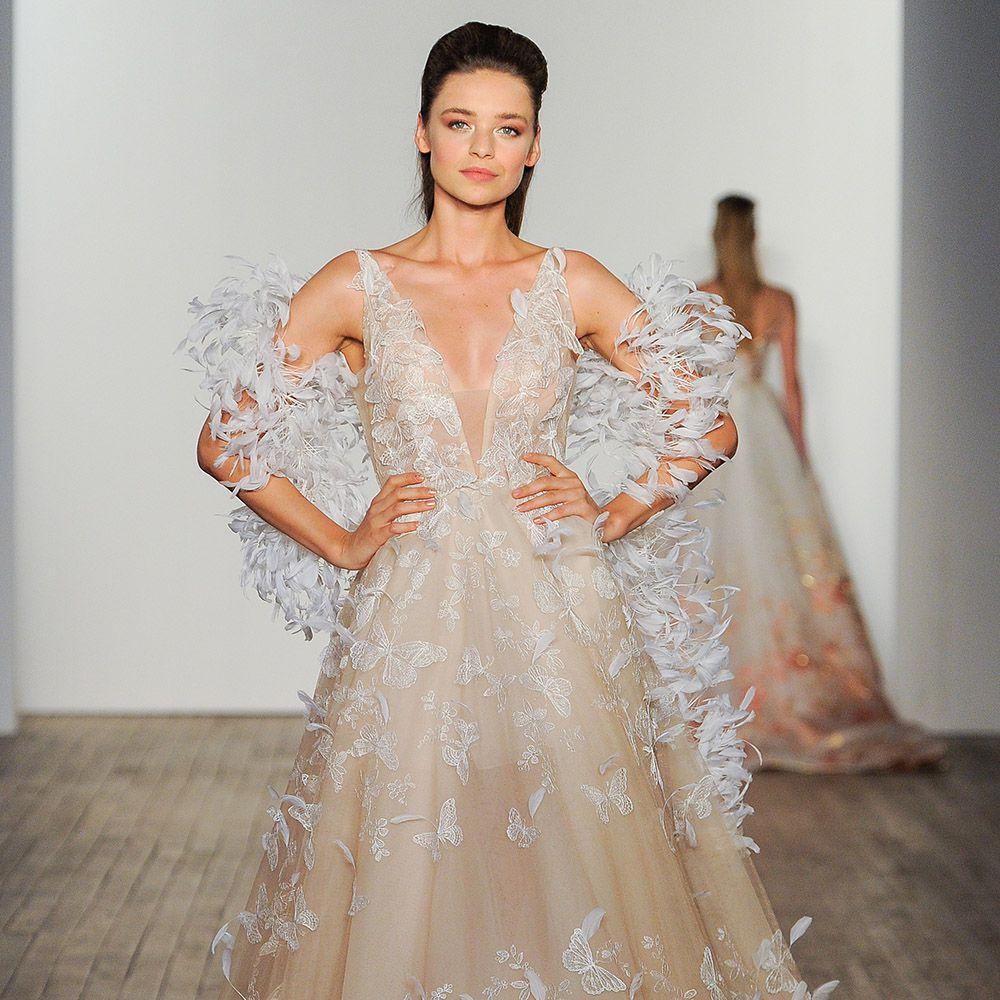 Fall Dresses 2020.Lazaro Bridal Wedding Dress Collection Fall 2020