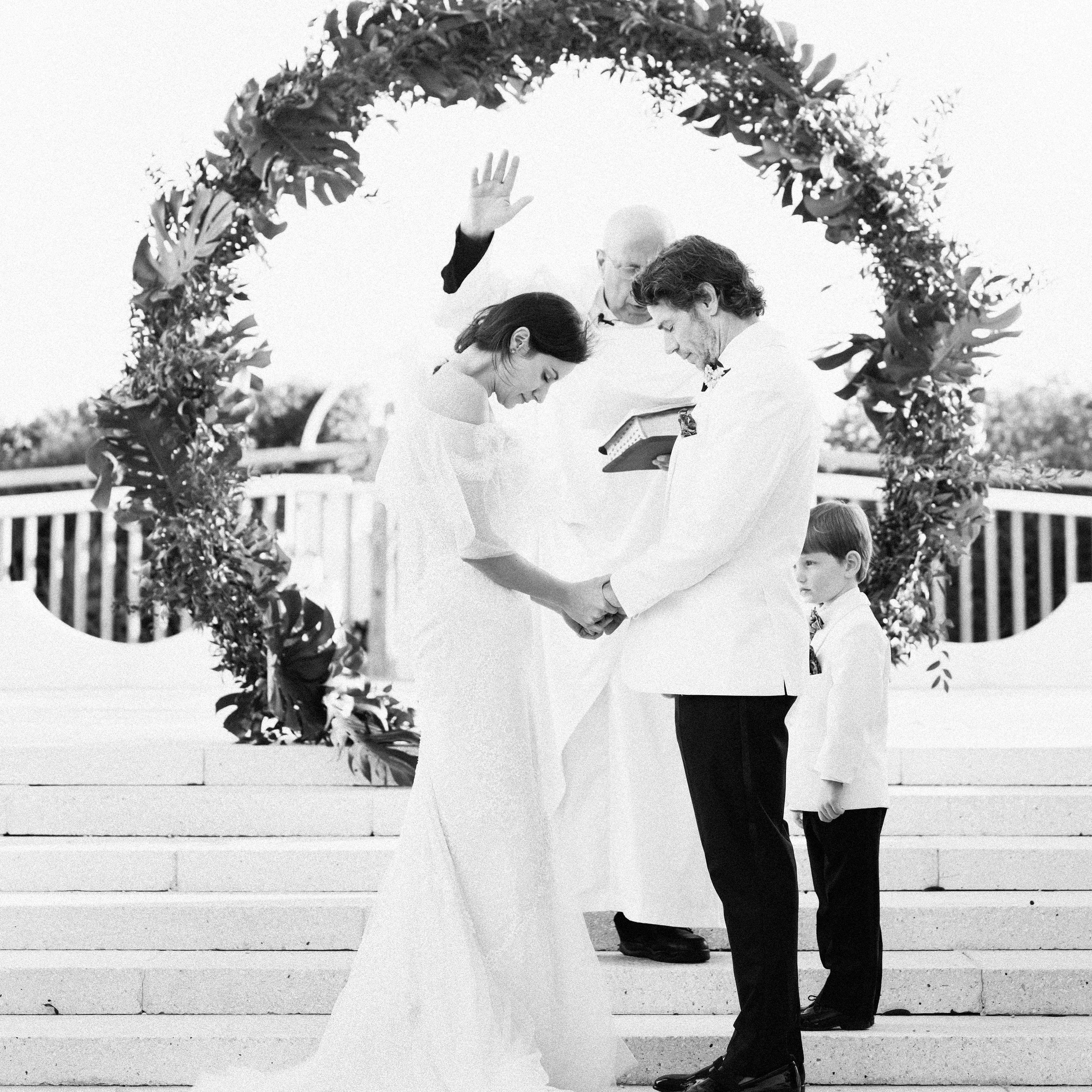 Songs For A Beach Wedding Ceremony: 60 Amazing Wedding Altar Ideas & Structures For Your Ceremony