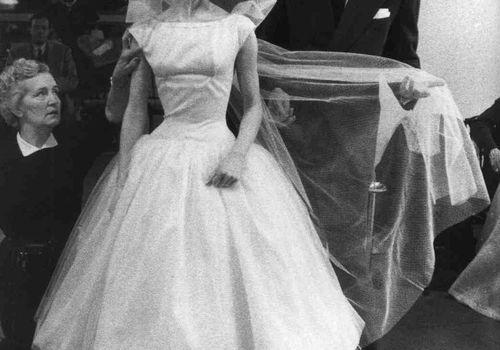 Hubert De Givenchy S Most Famous Bride