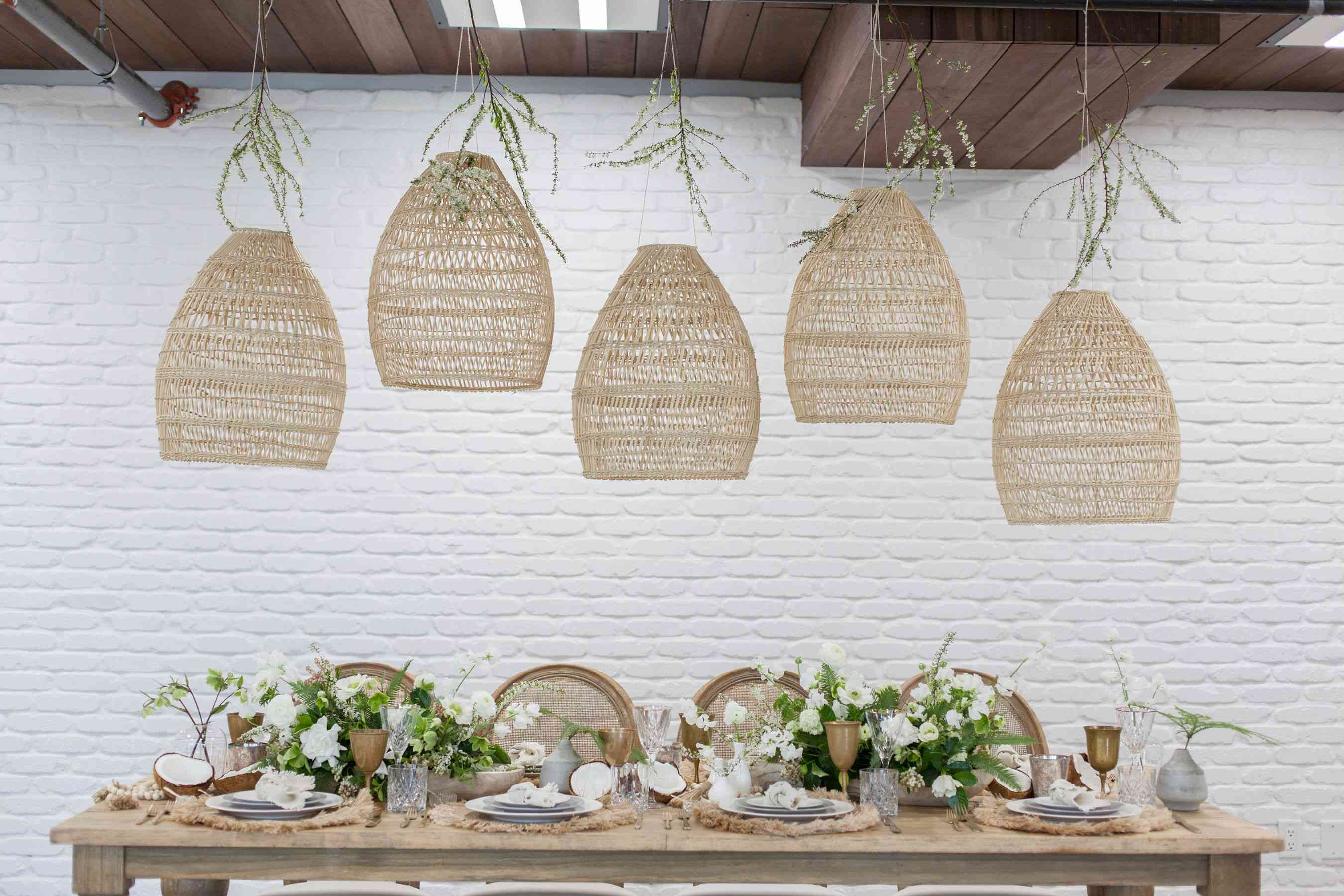 Our Favorite New Wedding Rental Trends