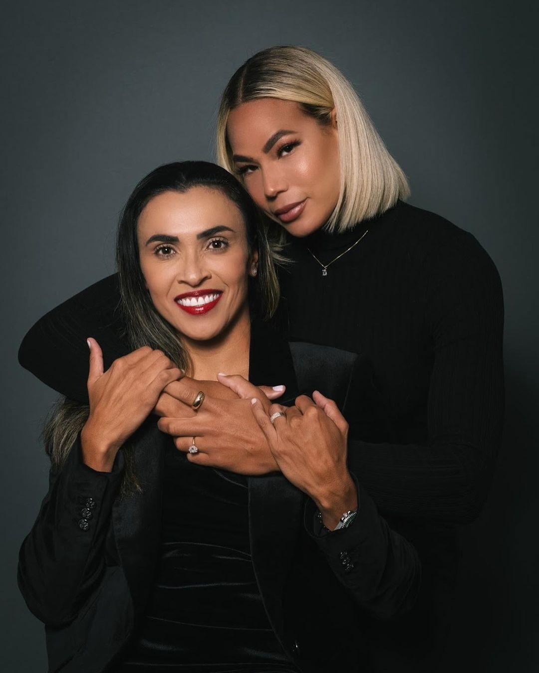 Marta Vieira da Silva, Toni Deion Pressley