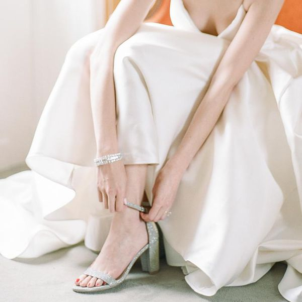 a3f9db5647 These 13 Real Brides Wore the Coolest Shoes