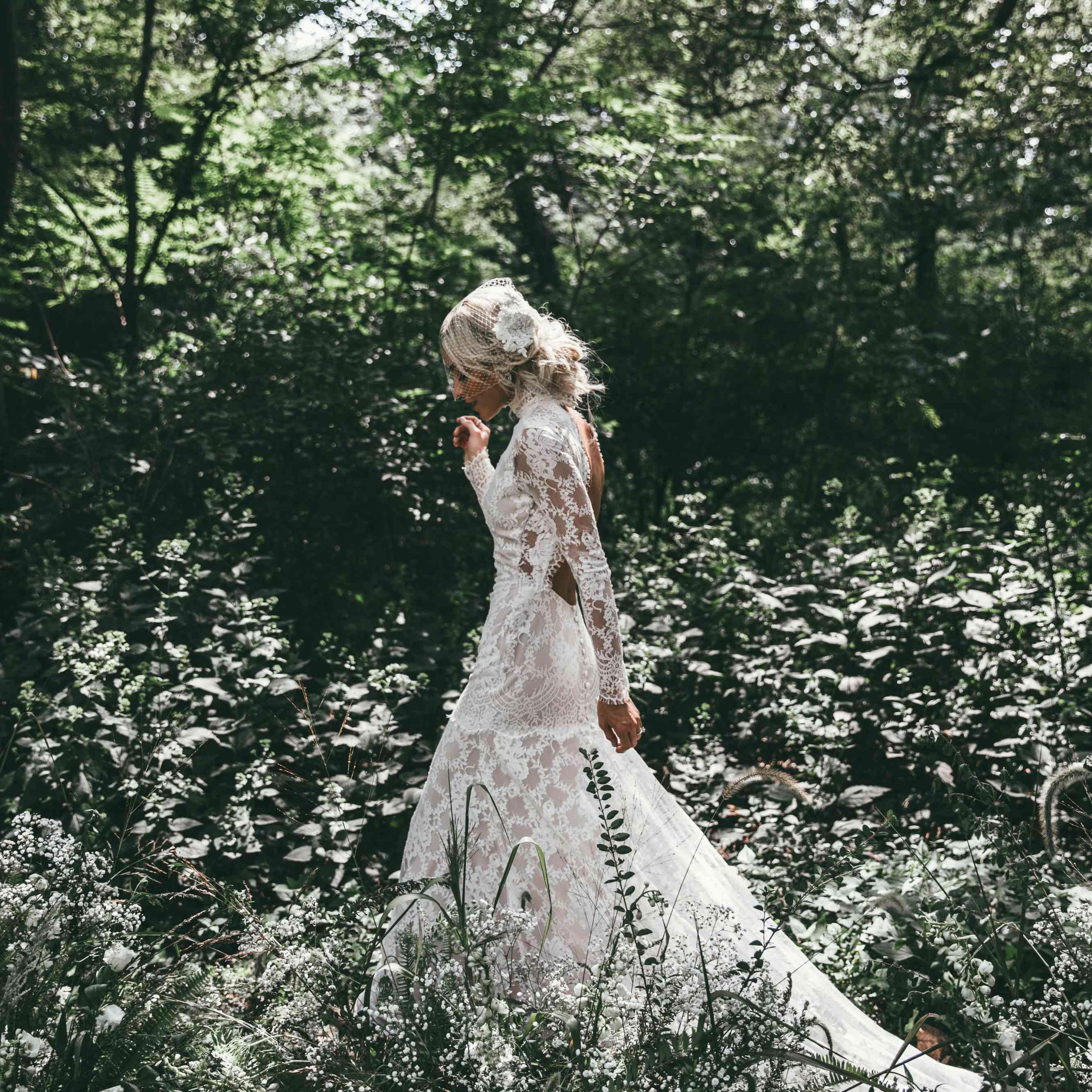 Mary Lawless Of Happily Grey's Gorgeous Nashville Wedding