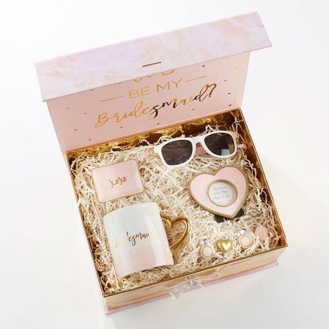 Kate Aspen Will You Be My Bridesmaid Kit Gift Box
