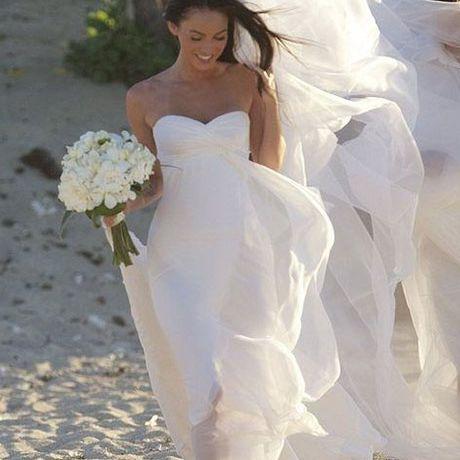 Megan Fox marries Brian Austin Green in Armani Privé, 2010