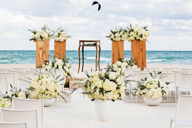 Brides Florida The 10 Best Beach Wedding Venues In Miami