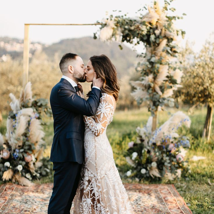 9 Stunning Boho Wedding Ideas