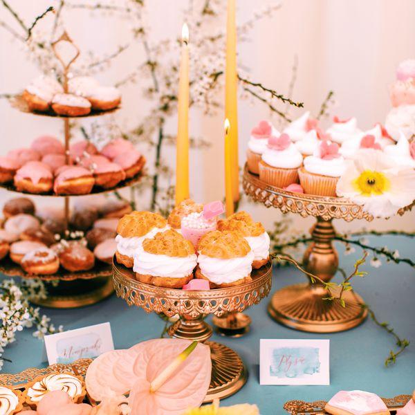 viennese hour desserts