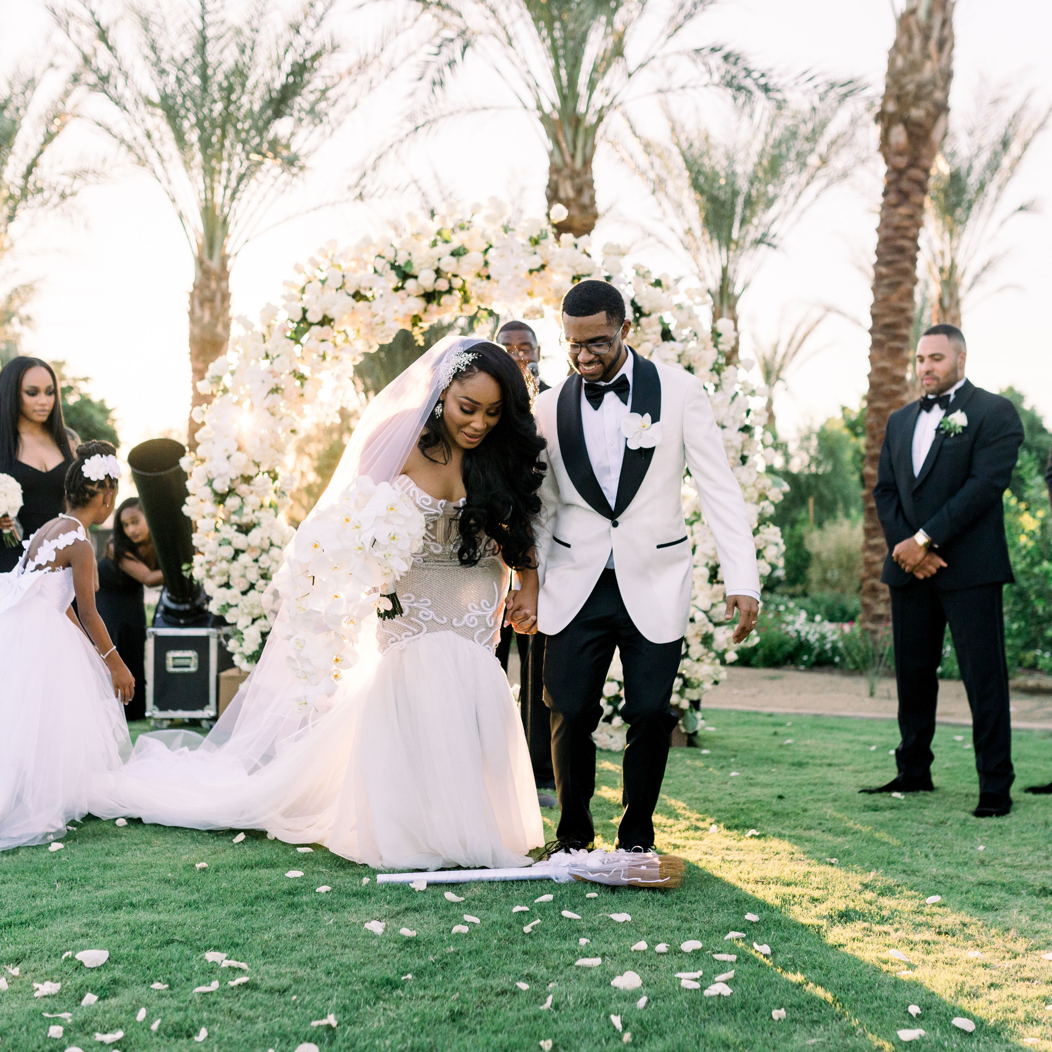 Jumping The Broom Everything You Need To Know About The Tradition