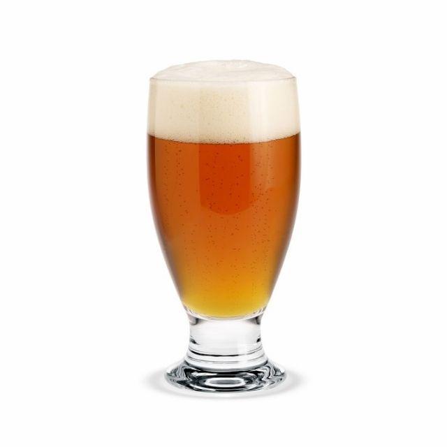 Holmegaard Humle Ale Beer Glasses