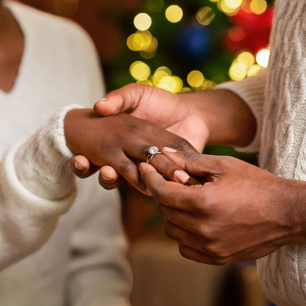 Proposing During the Holidays