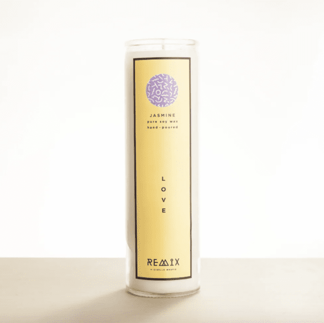 Remix by Giselle Wasfie Magic Candle Love