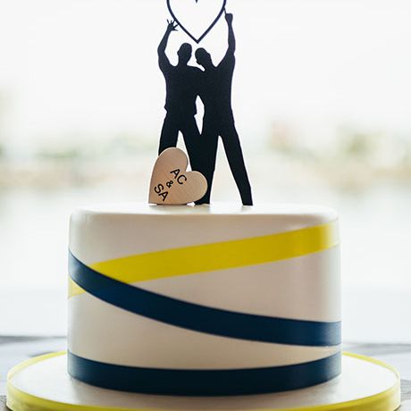 14 Same Sex Wedding Cake Topper Ideas