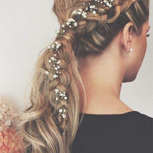 Wedding Hairstyle Ponytail: 20 Wedding Ponytail Hairstyles For The Modern, Romantic